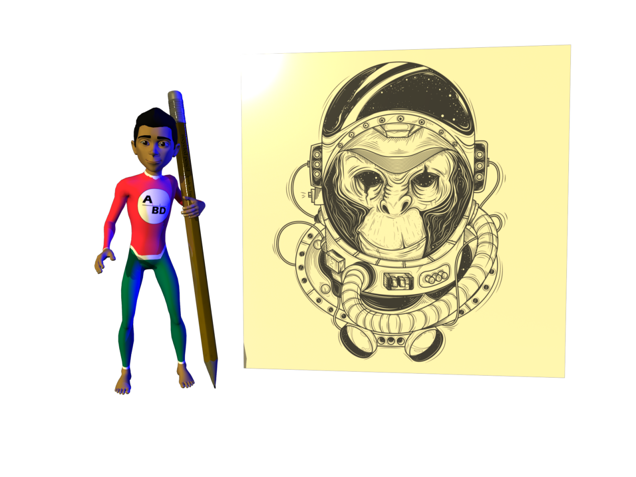 Arts Illustration Animationbd